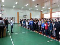 Мероприятие проходило под четким и беспринципным руководством директора МБУДО ДЮСШ №4 Ольги Григорьевны Беренда!