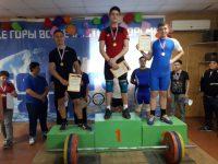 в/к до 77 кг, призеры: 3 место - Игрушин Аркадий, 2 место - Барбус Алексей, 1 место - Загора Иван